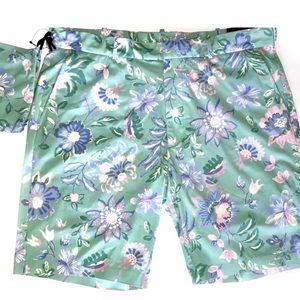 NWT Polo Ralph Lauren Mens Golf Swim Shorts Sz 36W